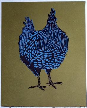 chicken #7