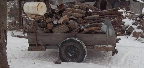 woodrailer