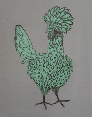 chicken #10