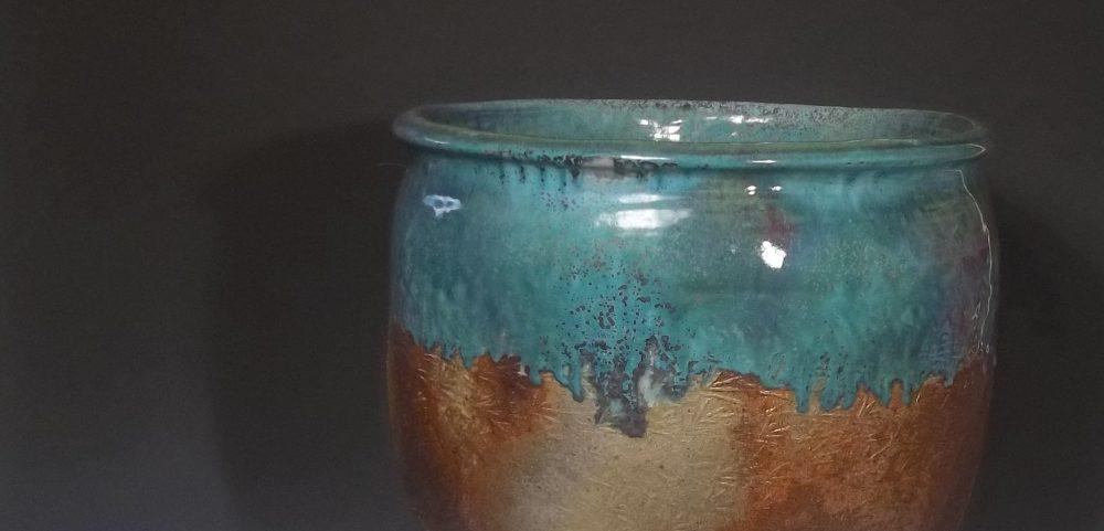 hook pottery paper