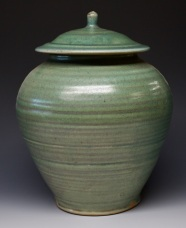 505 lidded jar