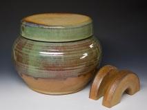 163A fermentation jar