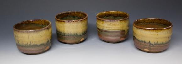 514A tea cup set